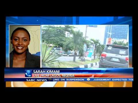 Sarah Kimani on Nigeria election preparations
