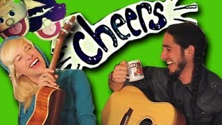 CHEERS (Drink To That) by Gianni and Sarah
