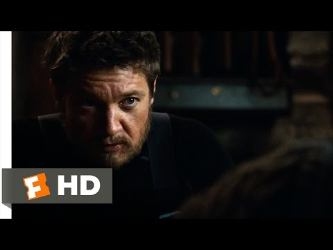 The Bourne Legacy (1/8) Movie CLIP - We're Done Talking (2012) HD