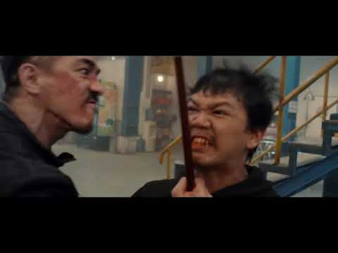 The Night Comes For Us (2018) - Joe Taslim   Warehouse Fight Scene - HD 1080p