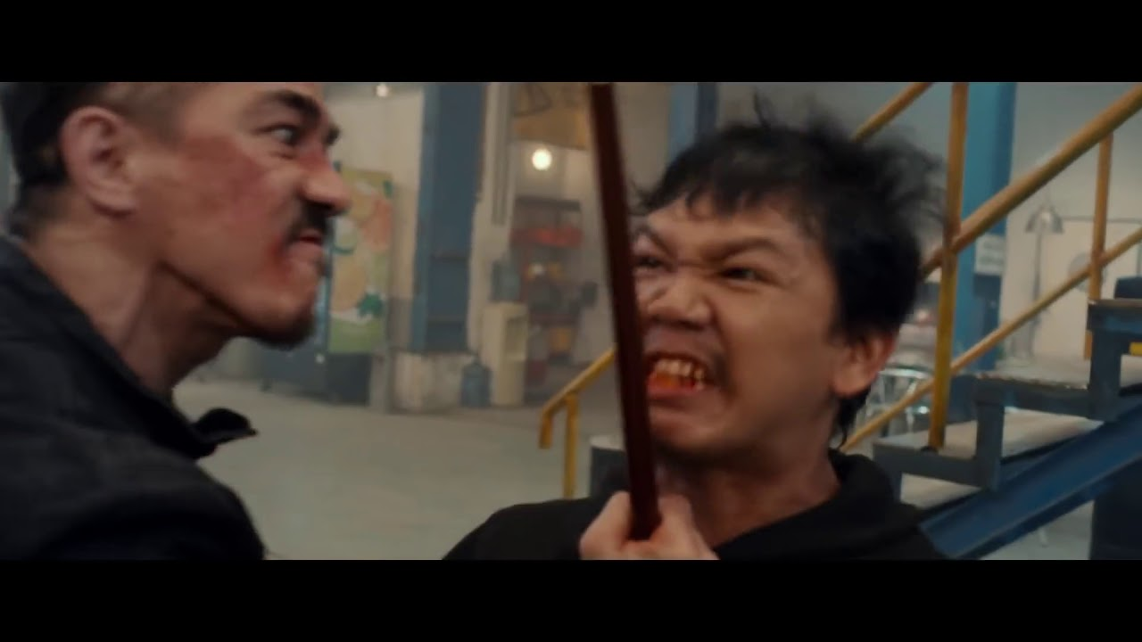 Download The Night Comes For Us (2018) - Joe Taslim   Warehouse Fight Scene - HD 1080p
