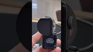 Замена сенсорного стекла Apple Watch 3/42 в Тюмени