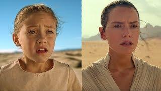 Star Wars Trailer - Rey's Origin - Rise of Skywalker Fan Film