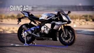 YZF-R1M Innovation - Lightweight Design
