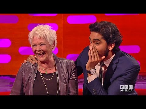The Best WORST Hotel Reviews W/ Dev Patel & Judi Dench- The Graham Norton Show