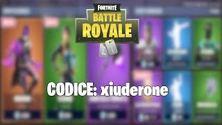 FORTNITE NEGOZIO 7 JULY NEW HURRICANE/FULMINE SKIN FORTNITE ITEM SHOP TODAY