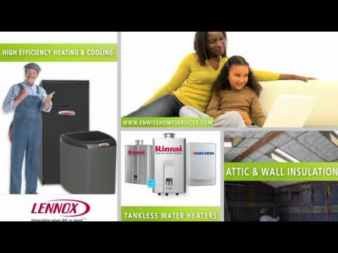 ENWISE HOME SERVICES SAVE ENERGY & MONEY.mov