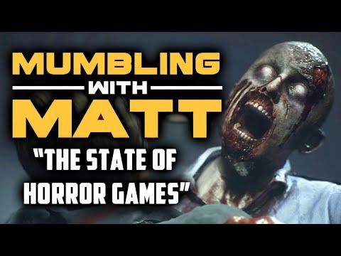 Mumbling With Matt -