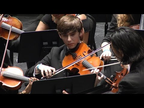 2018 All County Orchestra Concert