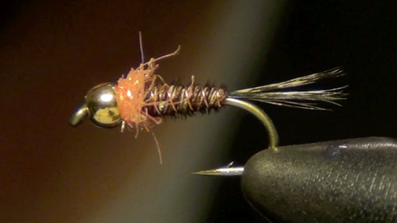 Egans Frenchie Fly Tying Directions And Instructions Youtube
