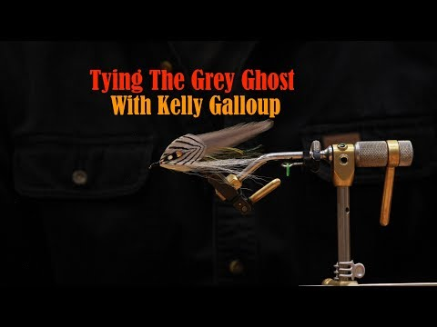 Tying The Grey Ghost with Kelly Galloup.