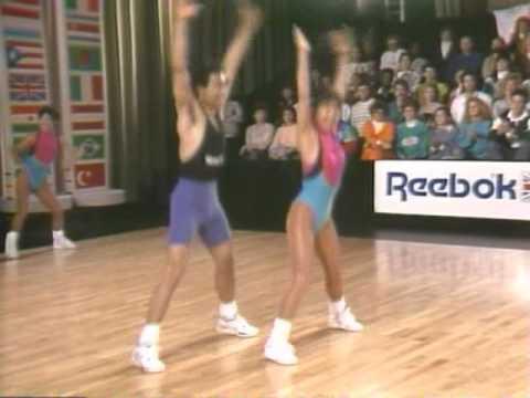 National Aerobic Championship USA 1990