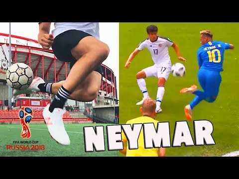 THIS IS NEYMAR! World Cup 2018!