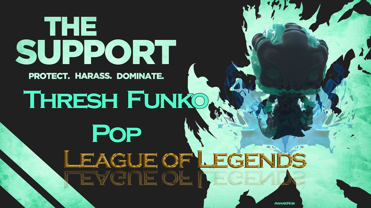 League of Legends Thresh Funko Pop ...