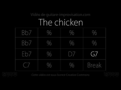 The Chicken : Backing track