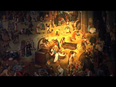 The Fight Between Carnival and Lent, Pieter Bruegel - Michael Morris, OP