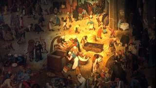 The Fight Between Carnival and Lent, Pieter Bruegel - Michael Morris, OP
