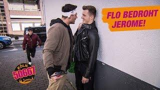 Köln 50667 - Flo bedroht Jerome! #1363 - RTL II