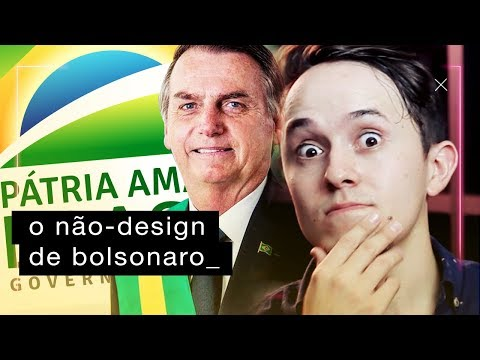 Bolsonaro: Designer reage à marca do governo