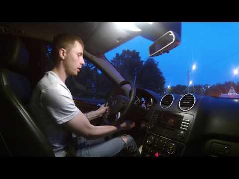 Mercedes-Benz ML W164 CDI. Обзор. (7 Серия)