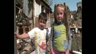 Война Грузия Осетия 08.08.2008 Saakashvilli Georgia Ossetia