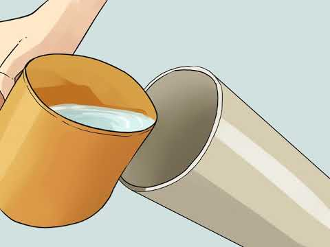 Steps to make a Slosh Pipe – Construct Your Own Slosh Tube