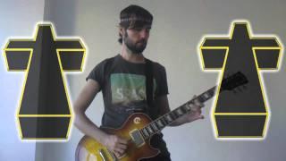 Justice - Canon (Guitar Cover)
