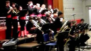 Blues For A New Day - 2010 HMS Jazz Band