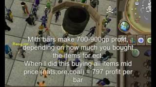 Runescape F2P Money Making Guide (Skills)