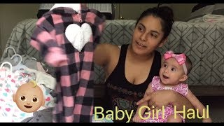 Baby Girl Haul | Leticia & Emily