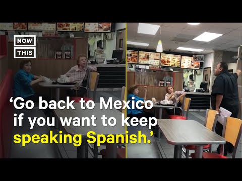 Louie Cruz - Burger King Manager Kicks Out Elderly Women For Being Prejudice