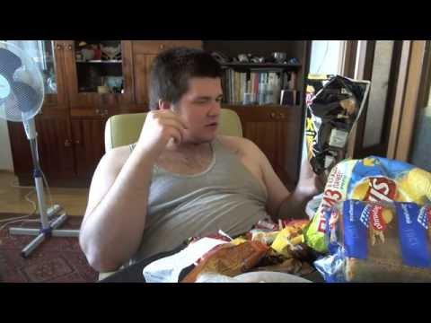Как стать жирным за неделю