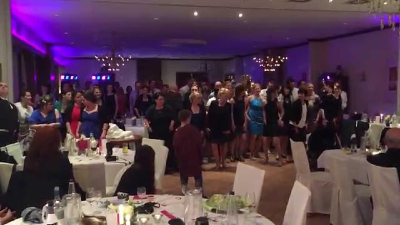 Flashmob Hochzeit Wischi 09052015 YouTube