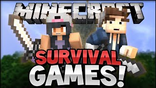 SPACE COWS vs. CORN | Blitz SG w/ Aphmau - Hypixel Blitz Survival Games