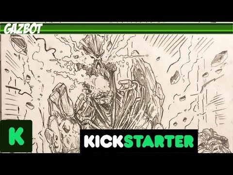 The Horror A4: Issue #2 Kickstarter - Update 2/21/18