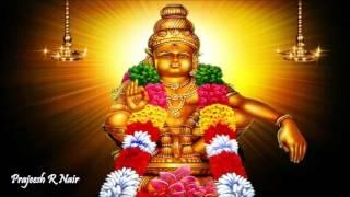 Thulasi Mani Aninjum...! Ayyappa Gaanangal. (Prajeesh)
