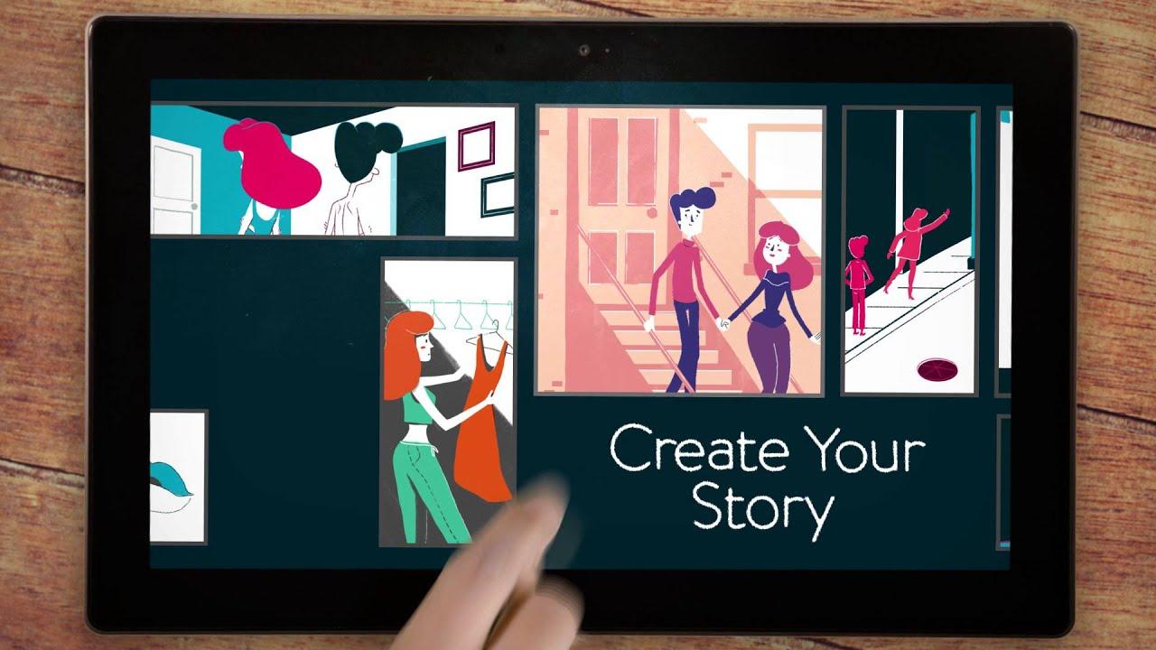 Jeff Buckley Interactive Trailer