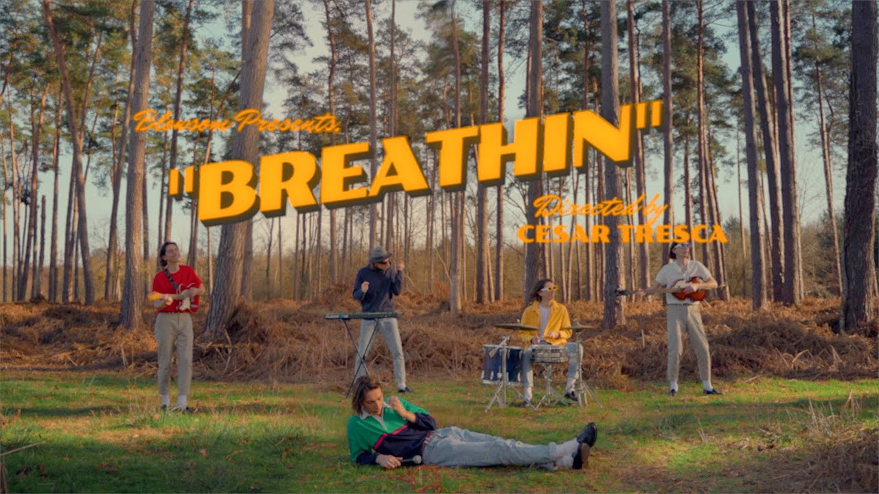 Download BLOWSOM - Breathin (Official music video)