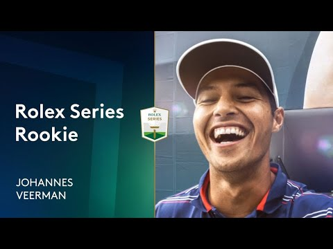 Johannes Veerman | Rolex Series Rookie Vlog | 2021 BMW PGA Championship