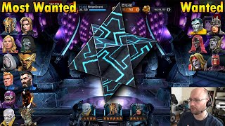 Nexus 6-Star Crystal + Triple 6-Star Opening   Marvel Contest of Champions
