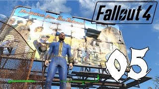 Fallout 4 - Walkthrough Part 5: A Place to Call Home