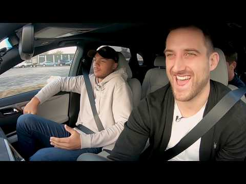 Carpool with the Captain | Seth Jones