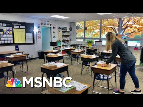 Kavita Patel: Covid Priority Is Reopening Schools, Not Bars | The 11th Hour | MSNBC