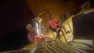 Gotta have more Tuba!!  - Boston Brass Plays Blues for Ben