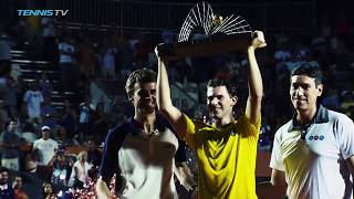Thiem Takes Title In Rio 2017