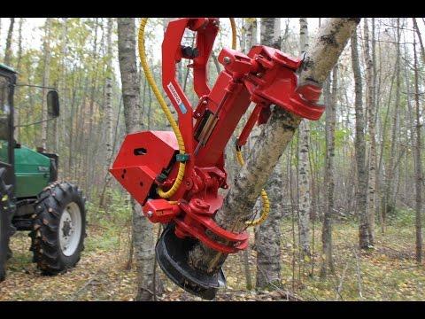 Naarva S23 Stroke Harvester & Firewood Processor - S23-sykeharvesteri