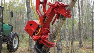 Naarva S23 stroke harvester & firewood p...