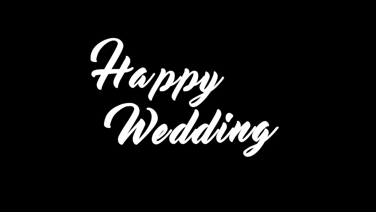 [HD]無料動画・背景素材 結婚式プロフィールムービー