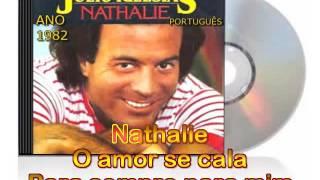 Nathalie - Julio Iglesias (versão português) Karaoke