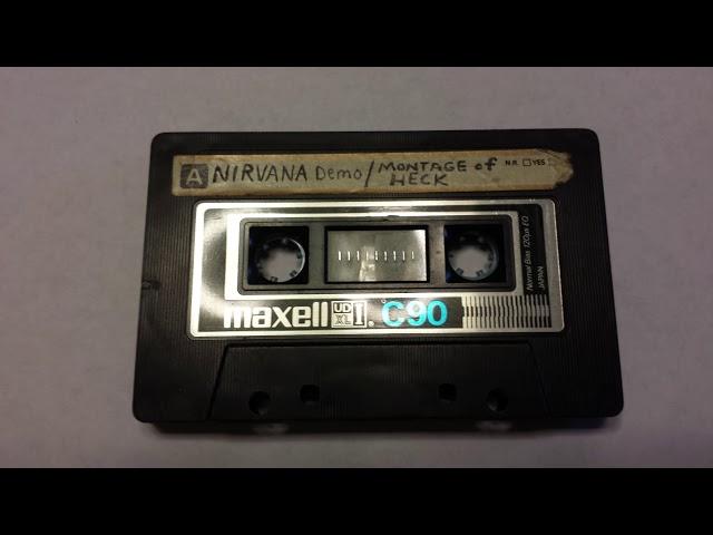 Friend of Kurt Cobain uploads rare Nirvana demo tapes to YouTube: Stream